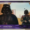 Topps The Empire Strikes Back Widevision #95, Front (1995)
