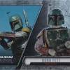 Topps Evolution 2016 SP-6 Boba Fett - Skiff Battle