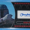 Topps Return of the Jedi 3D Widevision Jeremy Bulloch as Boba Fett (Autograph)