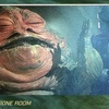 Topps Return of the Jedi Widevision #27 Int. Jabba's Throne Room