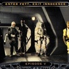 Topps Star Wars 30th Anniversary #24 Enter Fett, Exit...