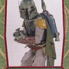 Topps Star Wars Galactic Files #162 Boba Fett (2012)