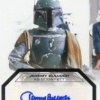 Topps Star Wars Galactic Files Jeremy Bulloch as Boba Fett Autograph Card (2012)