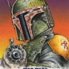 Star Wars Galactic Files 2 Sketch Card, Erik Maell (2013)