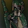 Star Wars Galaxy 5 #2 Boba Fett (Foil) (2010)