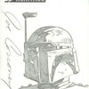 Topps Star Wars Heritage Sketch Card Joe Corroney (2004)