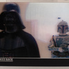 Topps The Empire Strikes Back 3D #32 An unexpected welcome