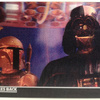Topps The Empire Strikes Back 3D #36 She loves him and he know it