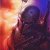"""Boba Fett: Bounty Hunter"" by Tsuneo Sanda"