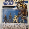 Unleashed Battle Packs: Vader's Bounty Hunters...