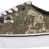 Vans Authentic Boba Fett Camo Skate Shoe (2014)