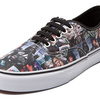 Vans Authentic Star Wars Film Collage Skate Shoe Vans (2014)