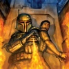 Star Wars: Blood Ties -- A Tale of Jango and Boba Fett #3 (of 4), Artwork (2010)