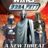 Boba Fett: A New Threat (Book 5), featuring Jango Fett, General Grievous, and Wat Tambor