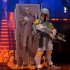 Animated Boba Fett Maquette (Cloud City background)
