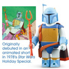Japanese Kubrick Fett 6-Pack: Holiday Special