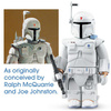 Japanese Kubrick Fett 6-Pack: McQuarrie/Johnson