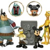 Bad Pete as Boba Fett - Disney Star Wars Action Figures...