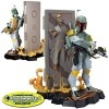 Boba Fett and Carbonite Maquette
