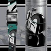 Burger King Boba Fett collector's tin and plastic LCD watch