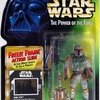 The Power of the Force Boba Fett (Green Card with Freeze Frame)
