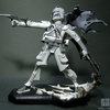 Gentle Giant Boba Fett Animated Maquette B&W Version (2006)