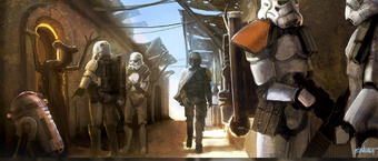 "The ""All-Too-Familiar Mandalorian Armor"" in ""Star Wars: Empire's End"""