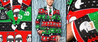 Be Quite the Bounty with the Star Wars Suits and Ties from OppoSuits