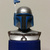 Pepsi Star Wars Jango Fett Bust Bottle Cap