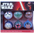 The Empire Strikes Back Bauble Pack (2015)