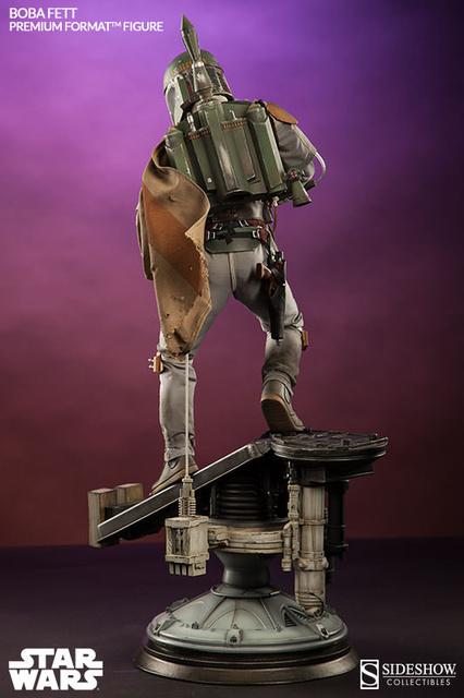 Sideshow Collectibles Boba Fett Premium Format 1/4 Scale Figure (2015)