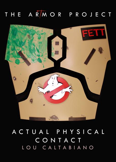 ArTmor 2014: Actual Physical Contact