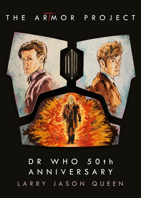 ArTmor 2014: Dr. Who 50th Anniverary