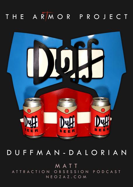 ArTmor 2014: Duffman-Dalorian