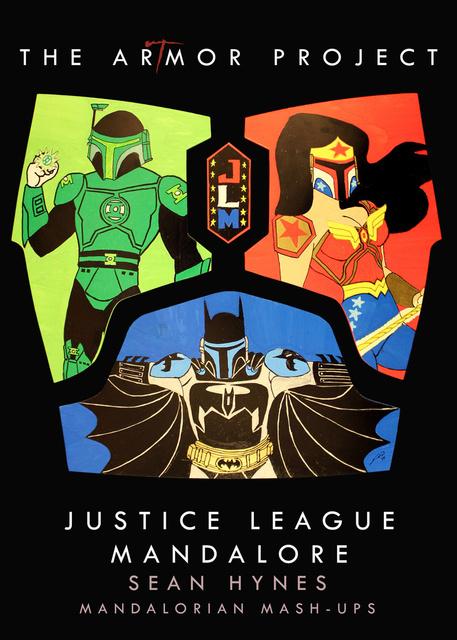 ArTmor 2014: Justice League Mandalore