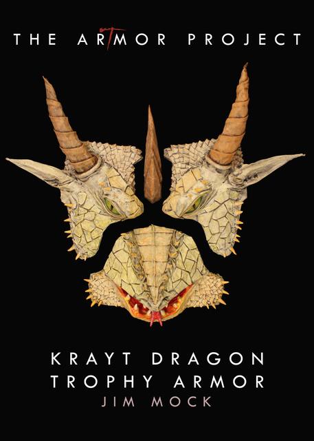 ArTmor 2014: Krayt Dragon Trophy Armor