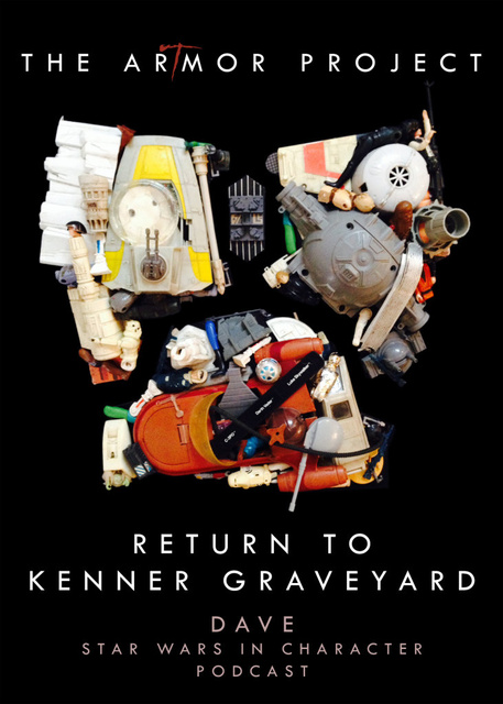 ArTmor 2014: Return to Kenner Graveyard