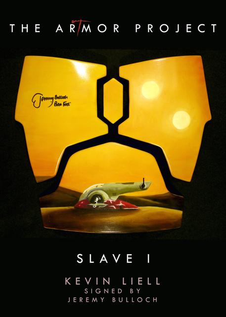 ArTmor 2014: Slave I