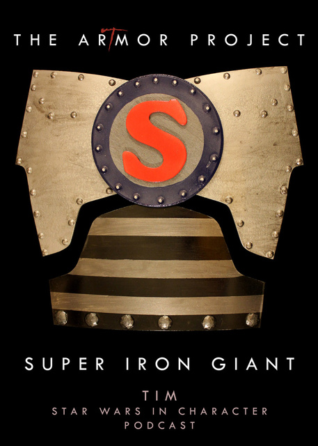 ArTmor 2014: Super Iron Giant