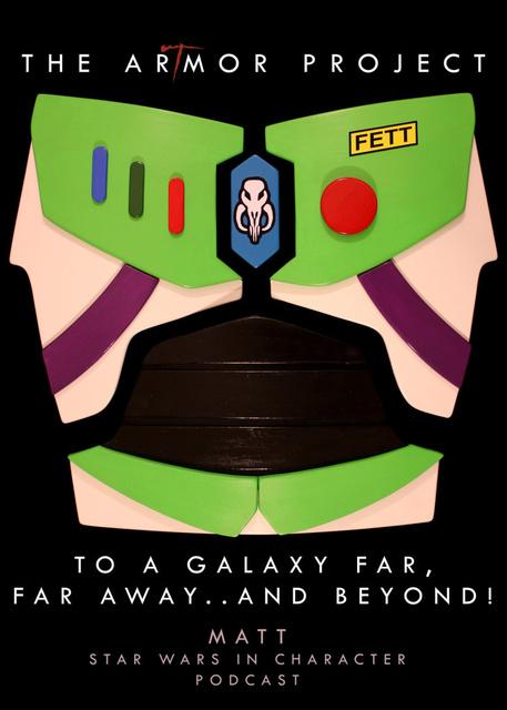 ArTmor 2014: To a Galaxy far, far away...and beyond!
