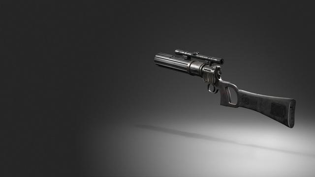 Star Wars Battlefront, EE-3 Blaster Promo