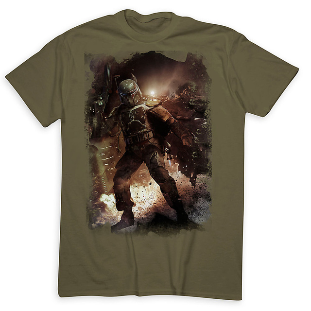 """Boba Fett """"May the 4th"""" T-Shirt for Men and Women (2016)"""