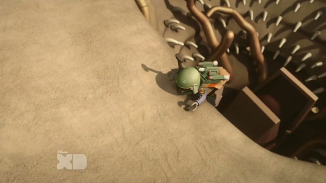 Droid Tales Episode 5, Sarlacc Pit - Image Galleries - Boba