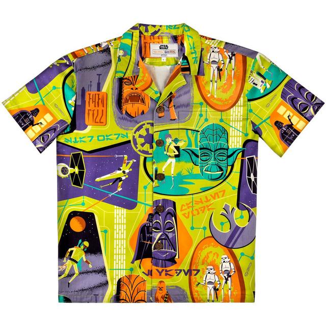 Geeki Tikis Aloha Shirt (Special Edition SHAG Exclusive)