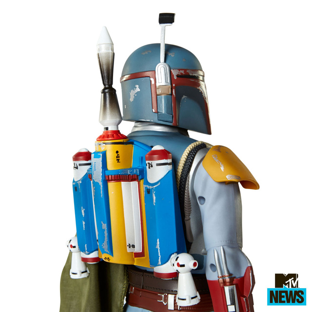 Jakks Pacific First Appearance Boba Fett (SDCC Exclusive) (2015)