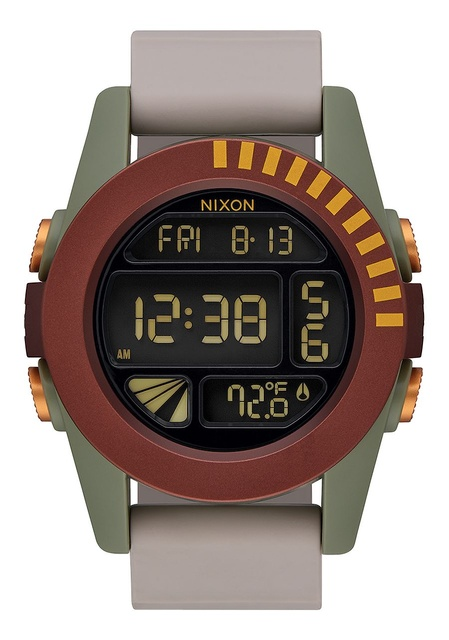 "Nixon Digital Boba Fett Watch (""UNIT SW, 44MM"")"