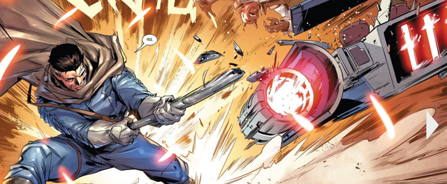 "Valance in ""Star Wars: Bounty Hunters #1"""
