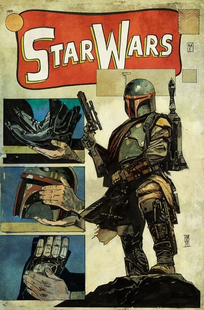 Star Wars #1 (Warp 9 Exclusive) (2015)