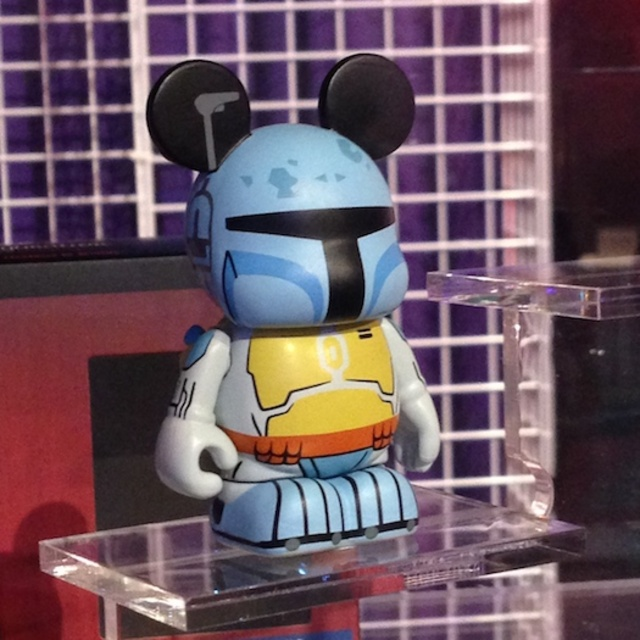 Holiday Special Boba Fett Vinylmation (2014)