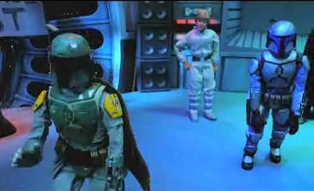 "Robot Chicken ""Episode II"" - Father/Son Dance Off 2"
